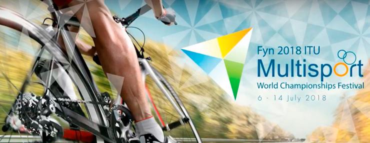 Ruteændringer til Fyn 2018 ITU Multisport World Championships Festival