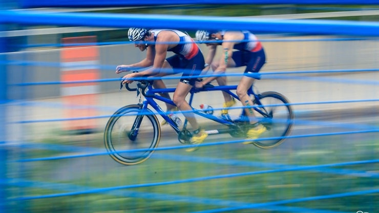 Today's race preview: Paratriathlon World Titles up for grabs in Rotterdam