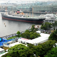 チャリティーエントリーによる募金を「日本郵船氷川丸」に寄附