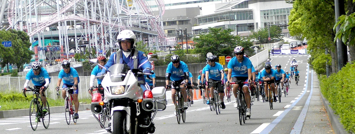 交通安全パレード参加者募集!