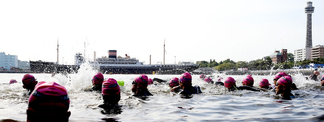 2021 ITU WORLD TRIATHLON SERIES YOKOHAMA AGE GROUP PRIORITY ENTRIES ARE OPEN!