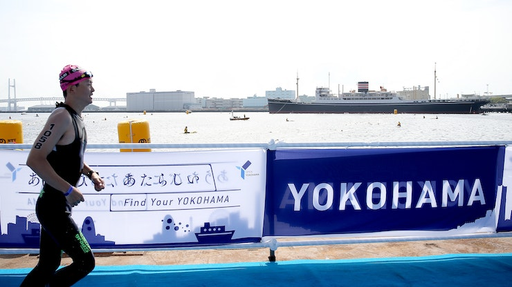 The 2021 WORLD TRIATHLON CHAMPIONSHIP SERIES YOKOHAMA, AGE GROUP ENTRIES OPEN!