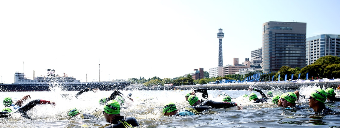 2020 World Triathlon/Paratriathlon Series Yokohama suspends the events due to the COVID-19 outbreak