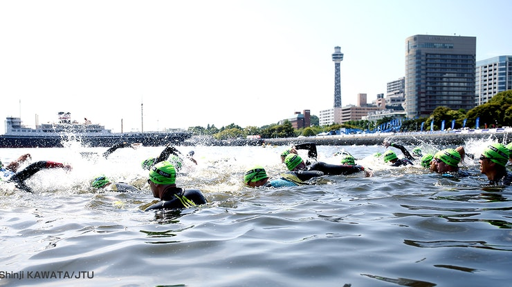 2020 World Triathlon/Paratriathlon Series Yokohama suspends the events due to the COVID-19 outbreak