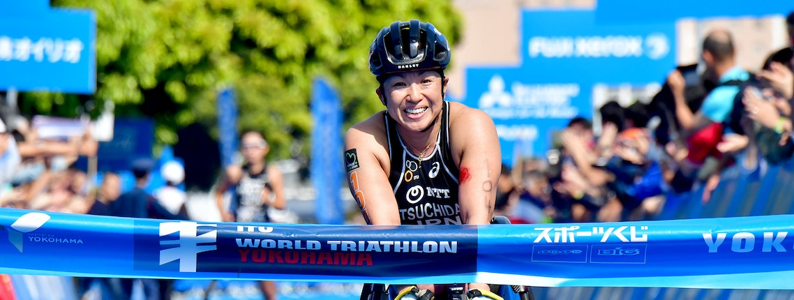 Notice of income and expenditure status of the 2020 World Triathlon / Paratriathlon Series Yokohama