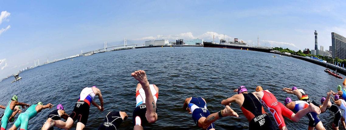 2021ワールドトライアスロン・パラトライアスロンシリーズ横浜大会の開催御礼とご報告