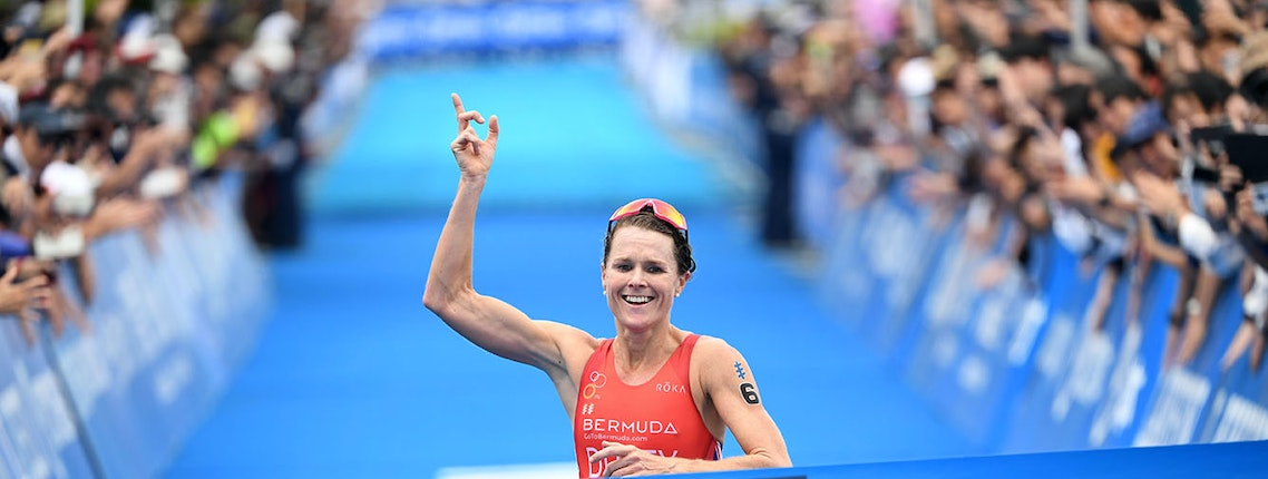 Flora Duffy Soars to Top of Rankings after WTS Yokohama Win