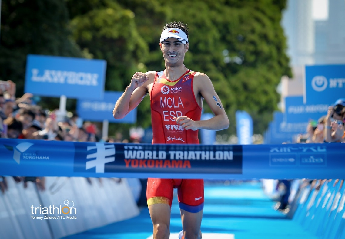 triathlon yokohama 2018